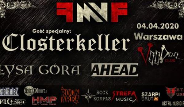 Going. | Female Metal Voices Festival 5.0 | Warszawa - Voodoo Club
