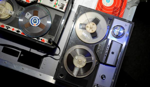 Going. | Szpula! Impreza Disco 70' 80' Z Magnetofonów Szpulowych Na Taśmę - Drizzly Grizzly