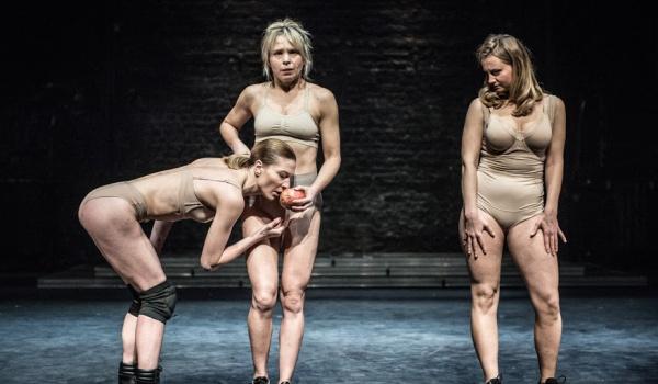 Going. | Diabły — reż. Agnieszka Błońska - Teatr Powszechny