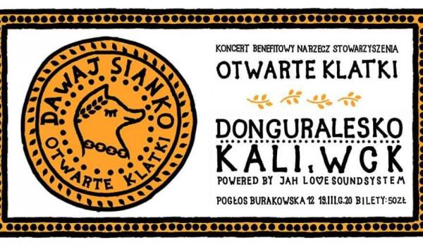 Going. | Dawaj sianko! donGURALesko & KALI & WCK x Otwarte Klatki - Pogłos