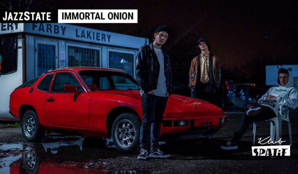 Going. | Immortal Onion I koncert + jam session - JazzState