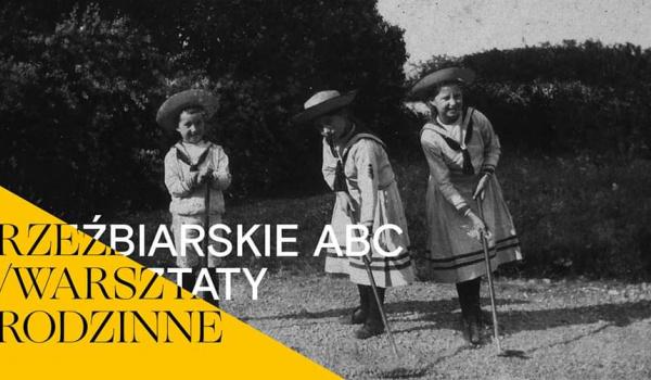 Going.   Rzeźbiarskie ABC   warsztaty rodzinne - Muzeum Literatury