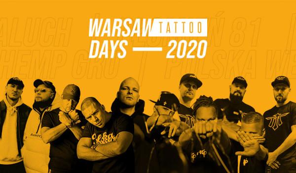 Going. | Warsaw Tattoo Days 2020 - EXPO XXI