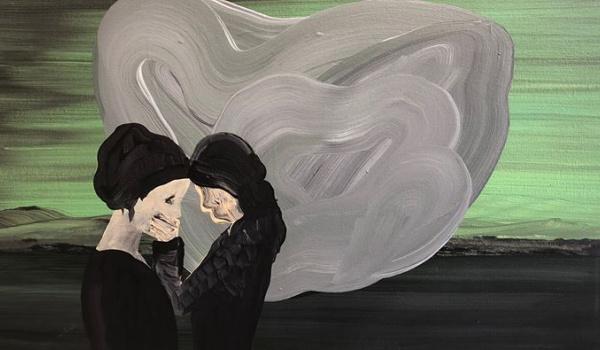 Going.   Natalia Bażowska - Obieg - Galeria Szewska 16