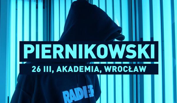 Going. | Piernikowski w Akademii [ZMIANA DATY] - Akademia Club