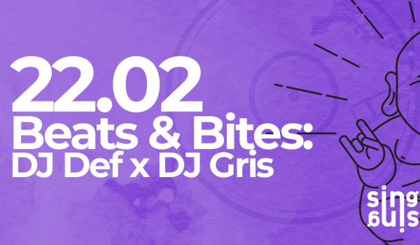 Going. | SingSing Beats & Bites: DJ Def & Dj Gris - Sing Sing