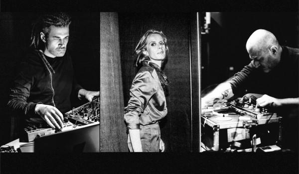 Going.   JEROME NOETINGER / ROBERT PIOTROWICZ / ANNA ZARADNY: Crackfinder trio   Spatif, Warszawa - Klub SPATiF
