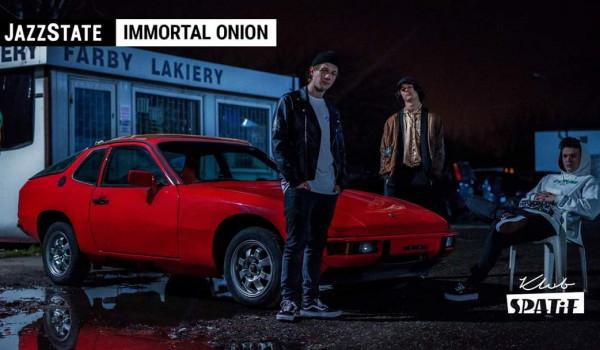 Going. | IMMORTAL ONION - premiera płyty: koncert + jam session - Klub SPATiF