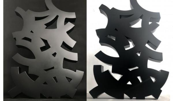 Going. | Jarosław Borek. Kody wewnętrzne. Wernisaż wystawy rzeźby - Centrum Praskie Koneser