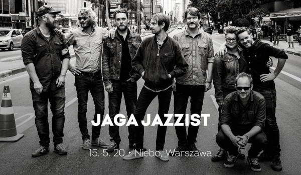 Going. | Jaga Jazzist [ODWOŁANE] - Niebo