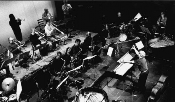 Going. | Bulleitproof : London Jazz Composers Orchestra / Dzień 1 - Klub Alchemia