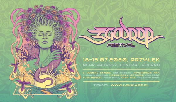 Going. | EGODROP FESTIVAL 2020 by Goadupa - Egodrop Festiwal