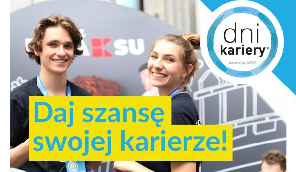 Going. | Dni Kariery - Miasto Warszawa