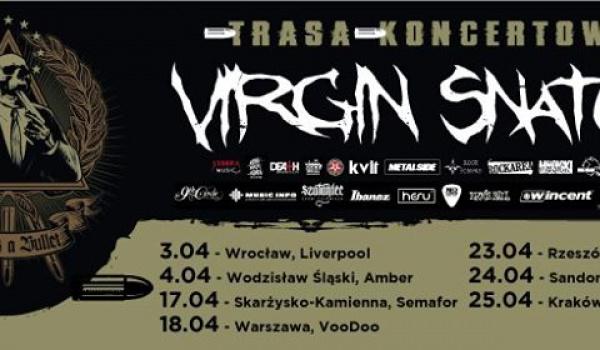 Going. | Virgin Snatch | Kraków - Polskie Towarzystwo Gimnastyczne Sokół