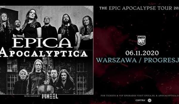 Going. | Epica, Apocalyptica | Warszawa - Progresja