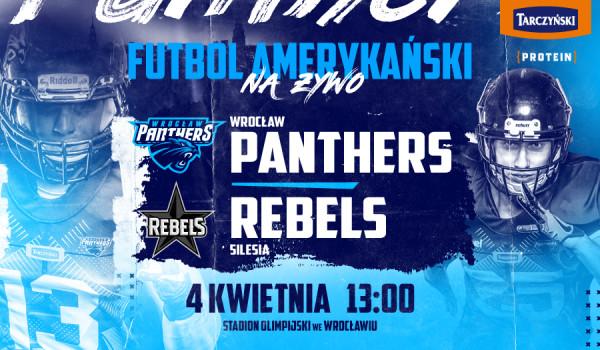 Going. | Futbol amerykański: Panthers Wrocław – Silesia Rebels - Stadion Olimpijski