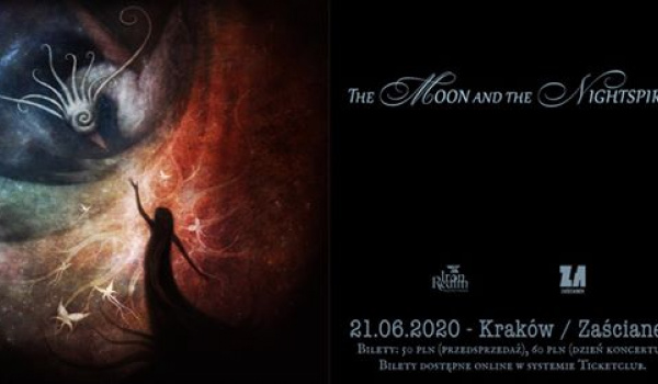 Going. | The Moon & the Nightspirit | Kraków - Klub Zaścianek