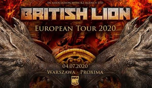 Going. | British Lion | Warszawa - Proxima