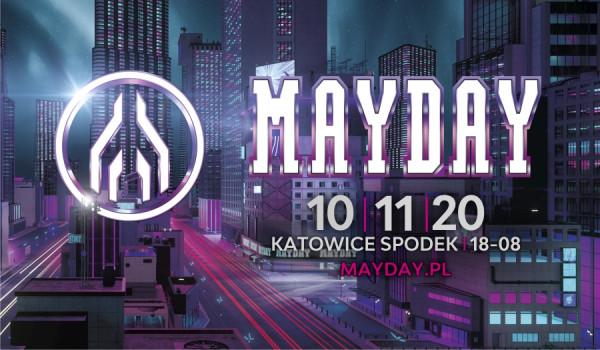 Going. | Mayday 2020 Katowice | Past:Present:Future - Spodek