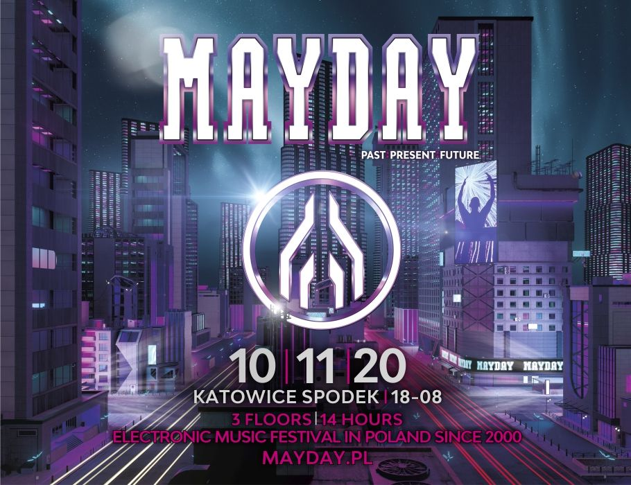 Mayday 2020 Katowice | Past:Present:Future