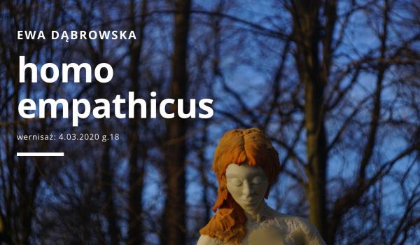 Going. | Homo Empathicus | Ewa Dąbrowska - Galeria Promocyjna