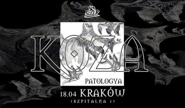 Going. | Koza x Patologya - Szpitalna 1