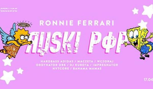 Ruski Pop: Ronnie Ferrari