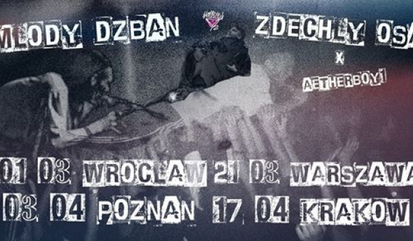 Going. | Młody Dzban + Zdechły Osa - Zet Pe Te