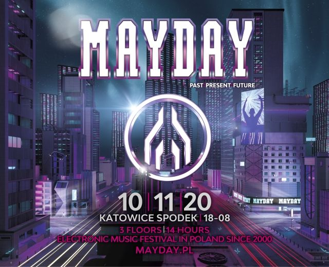 Going. | Mayday Poland | Past:Present:Future