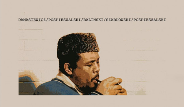 Going. | Charles Mingus Group: Damasiewicz / Pospieszalski / Balinski /Pospieszalski / Szablowski - Klub SPATiF
