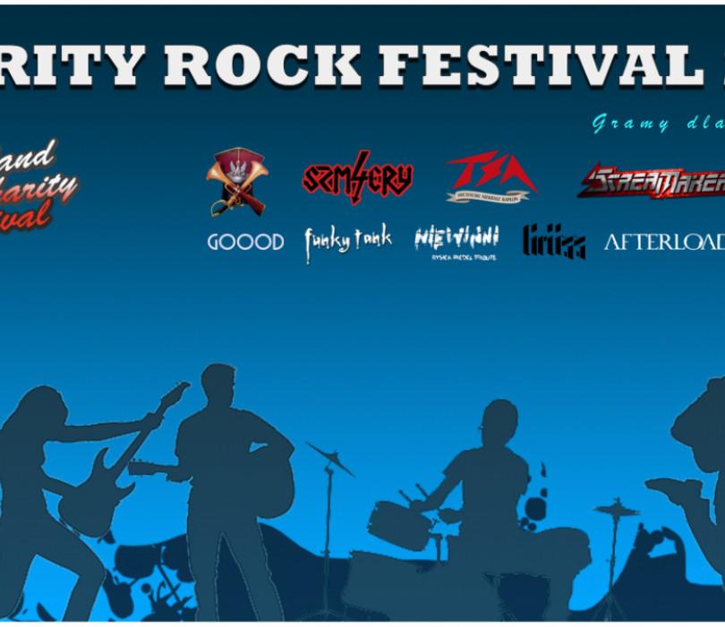 Charity Rock Festival 2020 [ODWOŁANE]