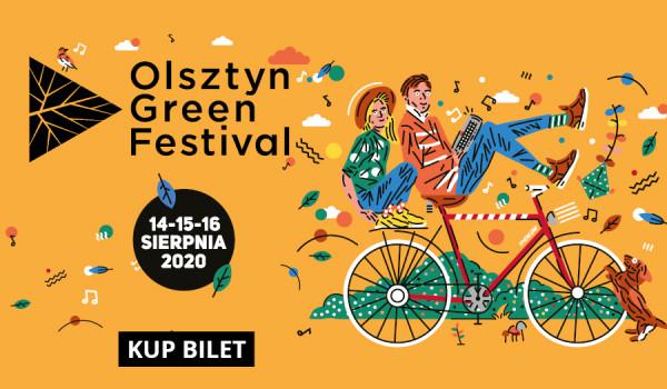 Going. | Olszyn Green Festival - CRS Ukiel