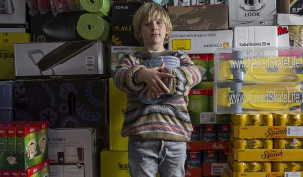 Going. | Nowe Horyzonty Edukacji Filmowej: Jestem William - Kino Forum