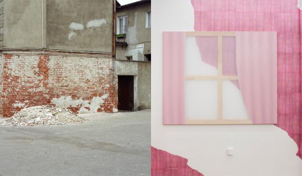 Going.   Emilia Kina – Parawan / Krzysztof Zieliński – Hometown - Raster