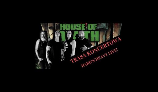 Going.   House of Death   Toruń [ZMIANA DATY] - Od Nowa