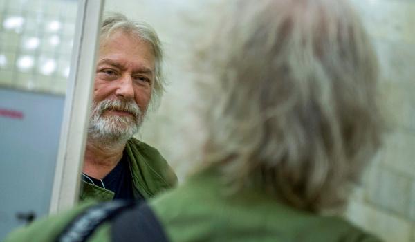 "Going. | Premiera filmu ""Photographer of Democracy"" - Kino Muranów"
