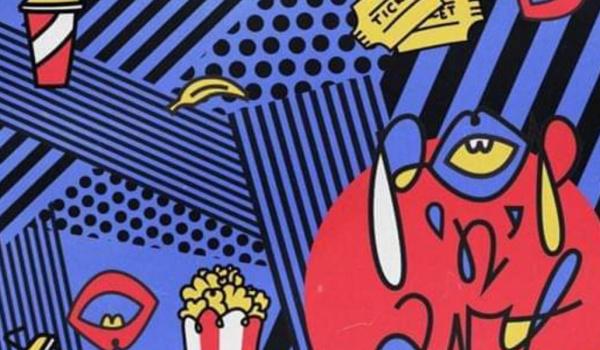 Going.   Tajemnica Wiszącej Skały - Bajzel Filmowy: Pop2Art - Pop'n'Art