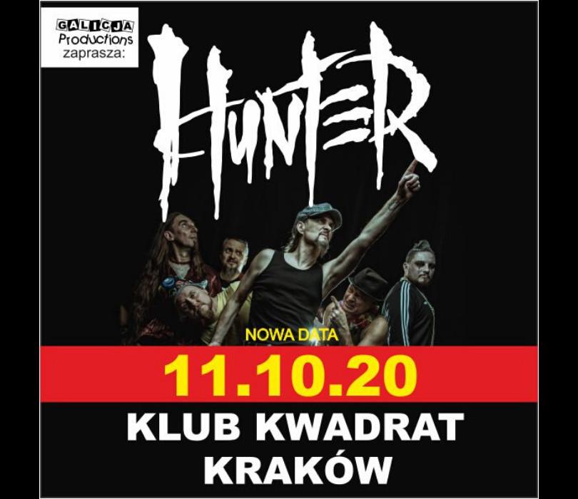 Hunter | Kraków [ODWOŁANE]