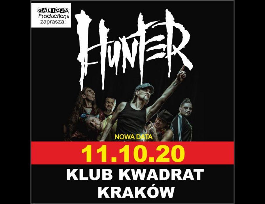 Hunter   Kraków [ZMIANA DATY]