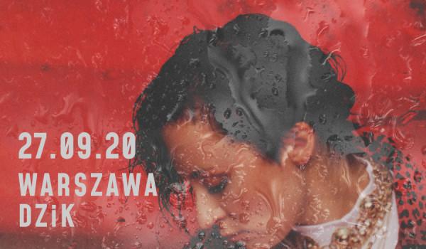 Going. | Paulina Przybysz | Odwilż Tour | Warszawa [ZMIANA DATY!] - DZiK