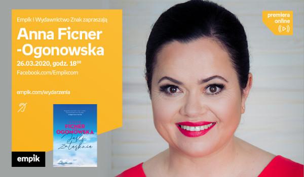 Going. | Anna Ficner-Ogonowska - PREMIERA ONLINE - Facebook.com/Empikcom