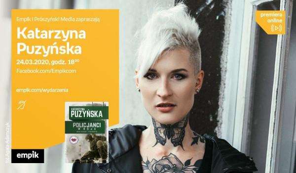 Going. | Katarzyna Puzyńska – PREMIERA ONLINE - Facebook.com/Empikcom