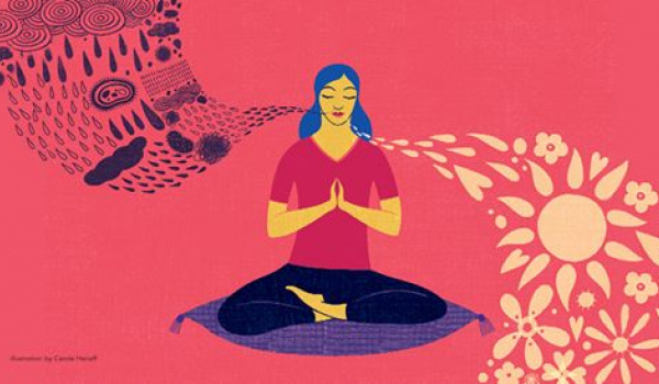 Going. | Kurs online z Lamą Stephane: Współczucie i praktyka Tonglen - Online