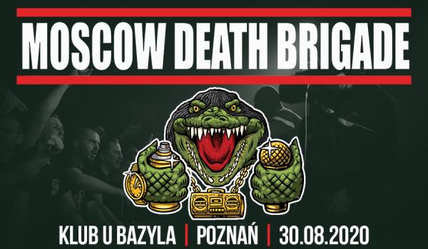 Going. | Moscow Death Brigade - Klub u Bazyla