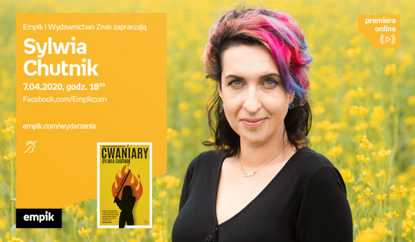 Going. | Sylwia Chutnik - PREMIERA ONLINE - Facebook.com/Empikcom