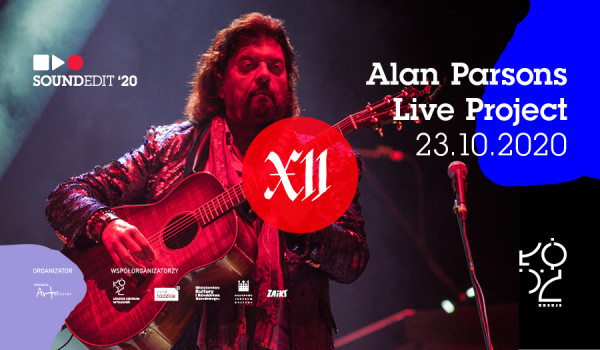 Going. | Soundedit'20 Alan Parsons Live Project - Klub Wytwórnia
