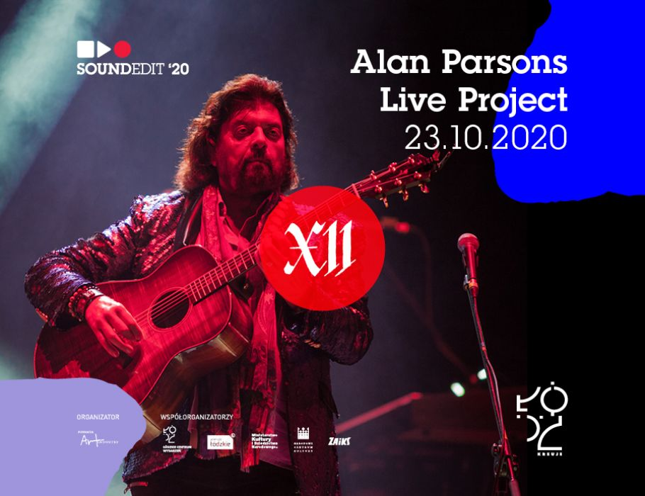 Soundedit'20 Alan Parsons Live Project