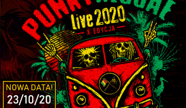 Going. | PUNKY REGGAE live 2020: FARBEN LEHRE + DR MISIO + the ANALOGS + support [ZMIANA DATY] - Klub CK Wiatrak