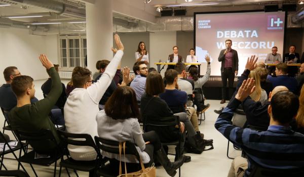 Going. | LIVE Kurs Debat Online Dla Dorosłych - Online