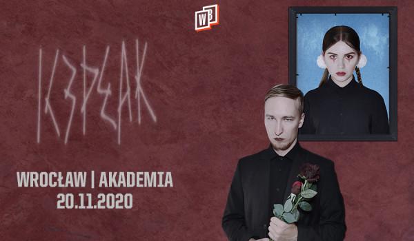 Going. | IC3PEAK | Wrocław [ZMIANA DATY] - Akademia Club